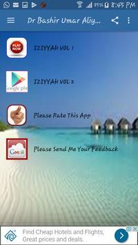 Dr Bashir Umar Aliyu MP3 apk screenshot