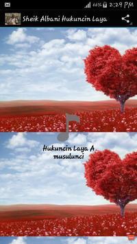Sheik Albani Hukuncin Laya poster