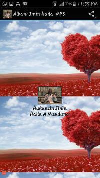 Albani Jinin Haila MP3 apk screenshot