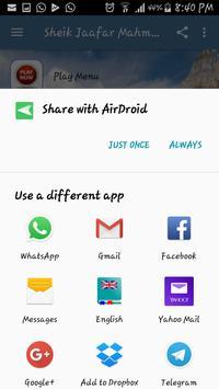 Sheik Jaafar Mahmud Qur'an MP3 apk screenshot