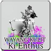 Wayang Kulit Ki Enthus Susmono icon