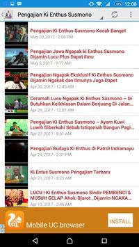 Wayang Kulit Ki Enthus Susmono screenshot 2