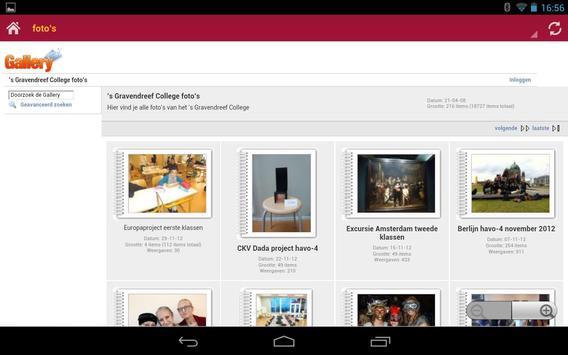 Sgdc leerlingen app beta screenshot 2