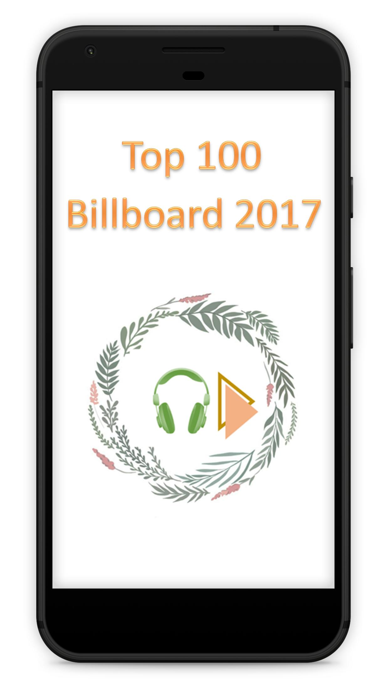 Top 100 Billboard 2017 for Android - APK Download