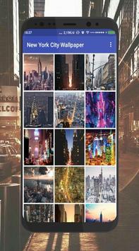 New York Wallpaper poster
