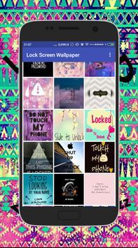 Lock Screen Wallpapers poster