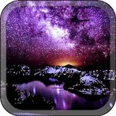 Night Sky Wallpaper icon