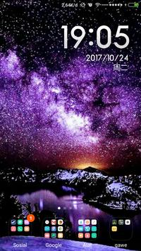 Night Sky Wallpaper screenshot 5