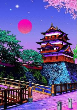 Pixel Art Landscape Wallpaper For Android Apk Download