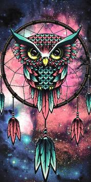 Night Owl Wallpaper screenshot 6