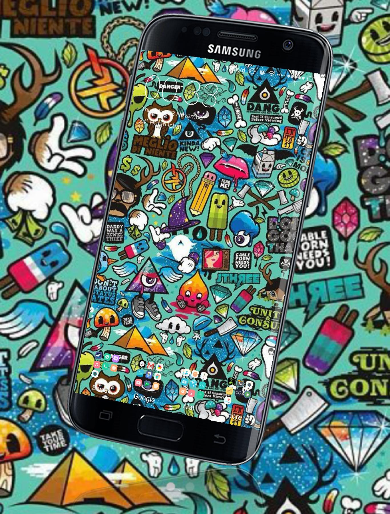 Doodle Art Wallpaper For Android Apk Download