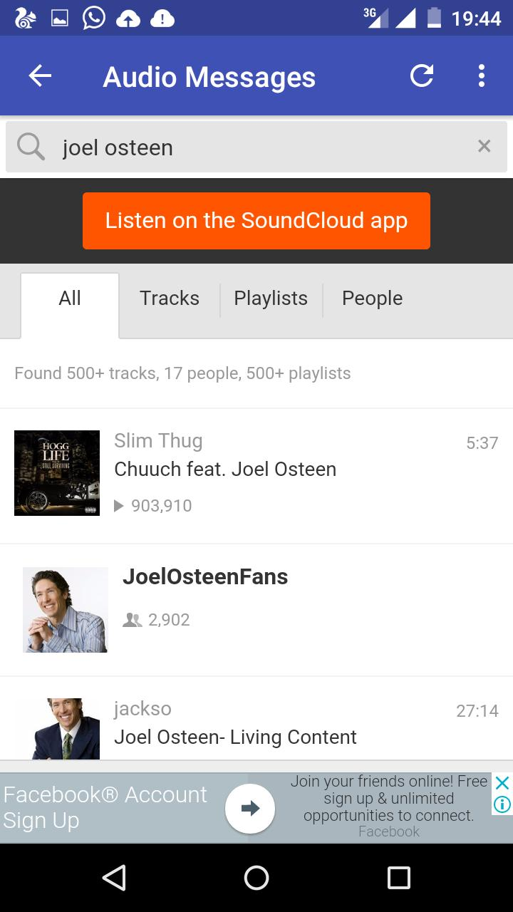 Joel Osteen Ministries Daily for Android - APK Download