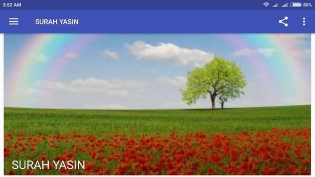 SURAH YASIN screenshot 6