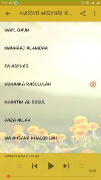 NASYID ISLAMIC screenshot 1