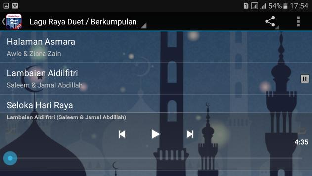 Lagu raya duet/berkumpulan for android apk download.
