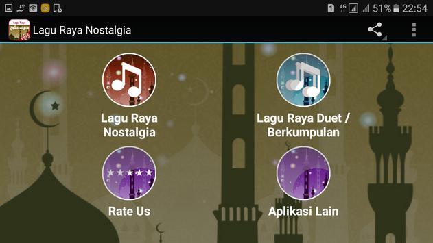 Lagu Raya Nostalgia screenshot 6