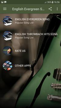 Hits English Song screenshot 1