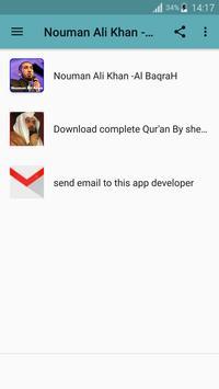 Nouman Ali Khan -Al Baqrah tafsir apk screenshot