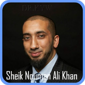 Never Give up by Nouman Ali icon