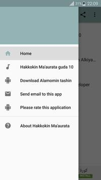 Hakkokin Ma'aurata guda 10 - Aminu Ibrahim Daurawa apk screenshot