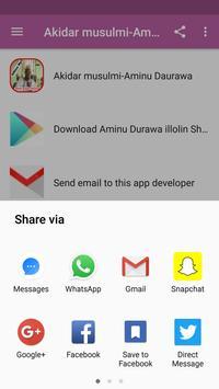 Akidar musulmi-Aminu Daurawa Mp3 Offline poster