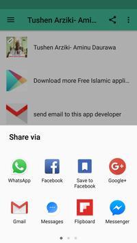 Tushen Arziki- Aminu Daurawa apk screenshot