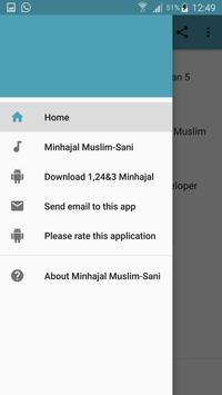 Minhajal Muslim-Sheik Sani Usman Kurna 5 apk screenshot