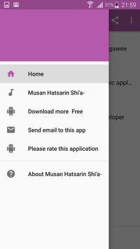 Musan Hatsarin Shi'a-Alkargawe apk screenshot