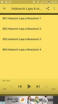 Hukuncin Laya A musulunci- Sheik Al Bani Zaria apk screenshot