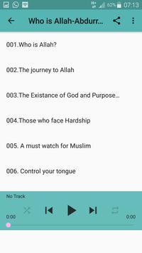Who is Allah-Abdurraheem Green apk screenshot
