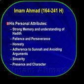 The Iman Ahamad Ibn Hanbal icon