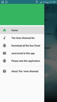 The Iman Ahamad Ibn Hanbal apk screenshot