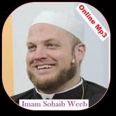 Imam Sohaib Weeb lecture icon