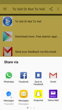 To Veil Or Not To Veil-Mohammad Elshinawy mp3 apk screenshot