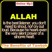 The Benefits of Tawbah online Mp3 icon