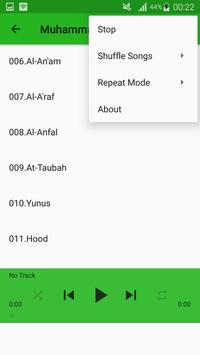 Sheik Muhammad Hassan Full Offline Qur'an apk screenshot