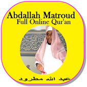 Sheik Abdallah Matroud Online Qur'an-(internet) icon
