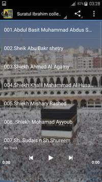 Suratul Ibrahim collection.. apk screenshot