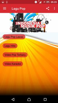 Lagu Pop screenshot 2