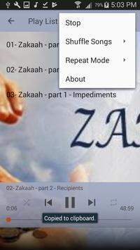 Zakat Explanations in Detail screenshot 4
