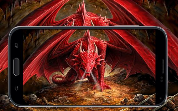 Dragon Wallpaper apk screenshot