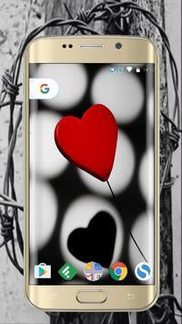 Love Wallpapers & Backgrounds HD Free screenshot 3