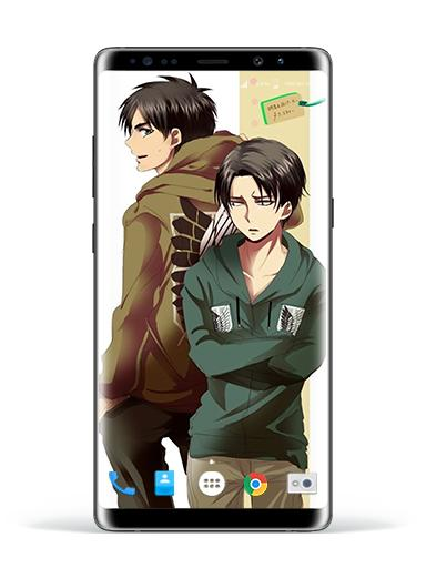 Levi X Eren Wallpapers For Android Apk Download