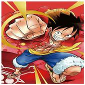 FanArt Luffy icon
