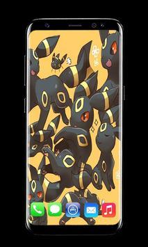 Umbreon Poke Wallpapers HD screenshot 1