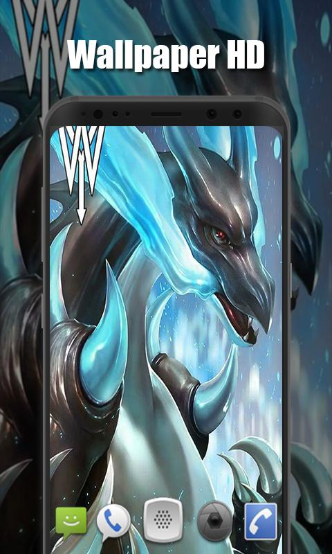 Mega Charizard X Wallpapers For Android Apk Download