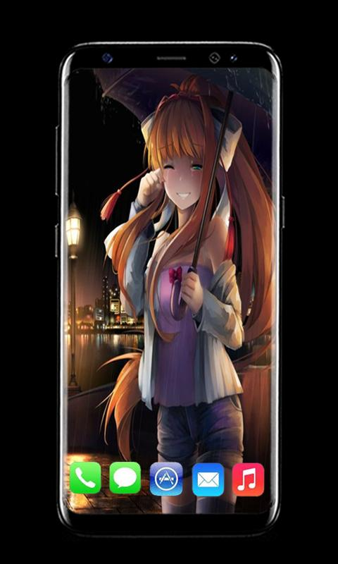 Doki Doki Literature Club Wallpapers for Android - APK Download