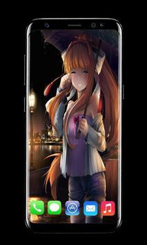Doki Doki Literature Club Wallpapers screenshot 3
