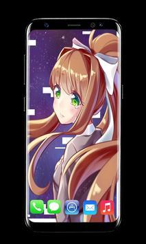 Doki Doki Literature Club Wallpapers screenshot 7