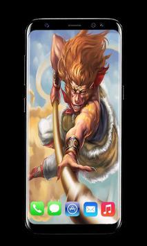 Sun Wukong Wallpaper screenshot 2